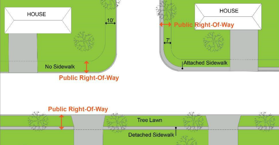 Apply For A Free Right-of-way Tree, Denver! But First, What's A Right-of-way?